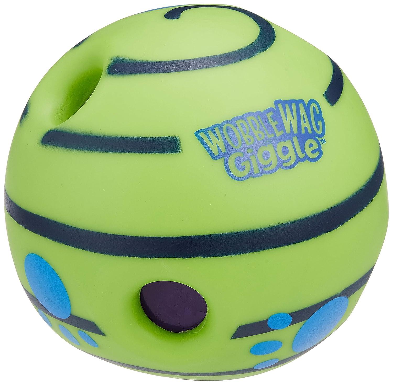 AllstarInnovations 犬用おもちゃ 音が鳴るボール ギグルボール M サイズ