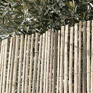 ITALFROM Siepe Finta Artificiale Sintetica Arelle Tipo Bosso Scuro a Piastrella 50X50 4987