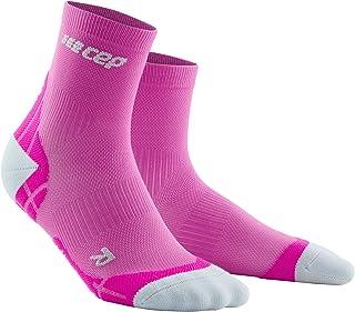 Women's Crew Cut Performance Running Socks - CEP Ultralight Short Socks