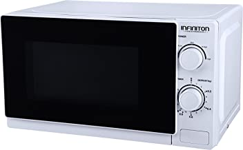 Infiniton MW-0115 MICROONDAS 0115 20L 700W SIN Grill, 700 W, 20 litros, Blanco