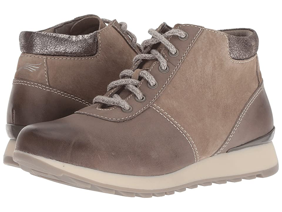 Dansko Ginny (Taupe Burnished Nubuck) Women