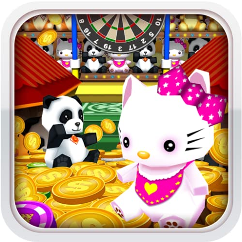 Kingdom Coins - Dozer of Coins Arcade Game