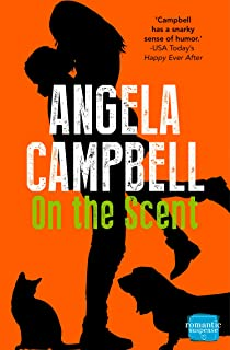 On the Scent: A laugh out loud pet detective rom com! (The Psychic Detective, Book 1) (The Psychic Detectives Series)