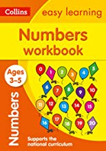 Numbers Workbook Ages 3-5: Ideal for Home Learning