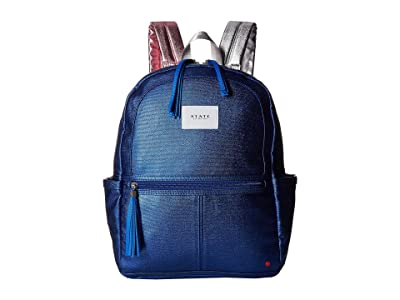 STATE Bags Kids Kane (Blue Multi) Backpack Bags