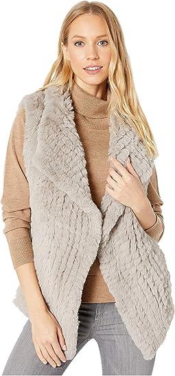 Amy Faux Fur Vest