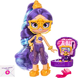 Shopkins Lil Secrets Shoppie - Collectable Doll Plus Wearable Locket - Jenni Lantern