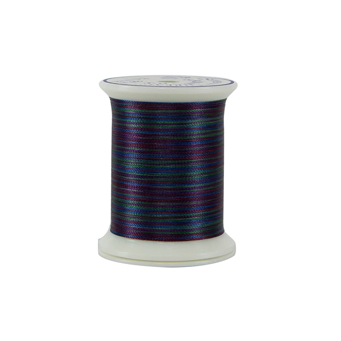 Superior Threads 11001-844 Rainbows Midnight Shadows 40W Polyester Thread, 500 yd