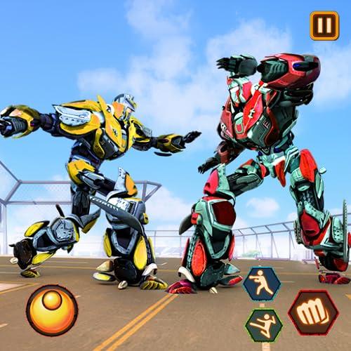 Ultimate Grand Robot Carro Guerras