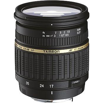Tamron A16S SP AF 17-50mm F/2.8 XR Di-II LD ASP IF (Black)