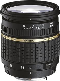 TAMRON 大口径ズームレンズ SP AF17-50mm F2.8 XR DiII キヤノン用 APS-C専用 A16E
