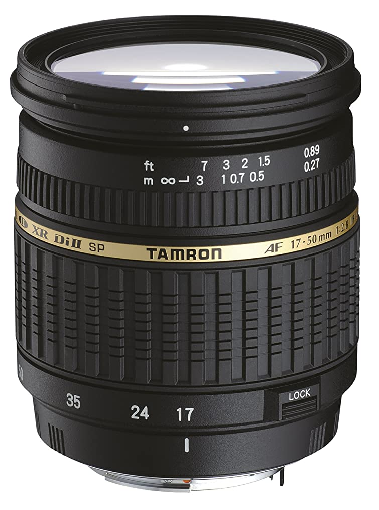 Tamron SP AF 17-50mm F/2.8 XR LD Di-II Aspherical (IF) Zoom Lens