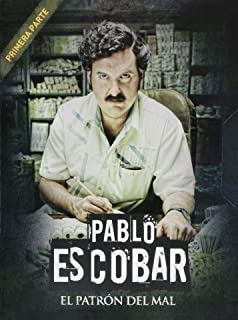 Pablo Escobar : Primera Parte 8DVDs Box-set