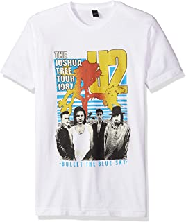 u2 joshua tree tour shirt
