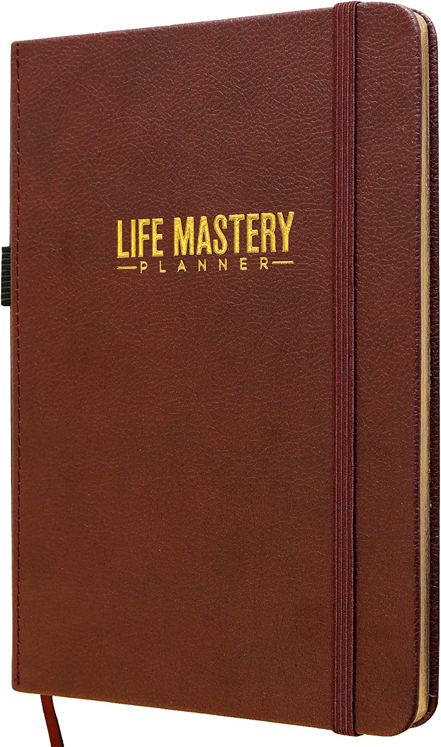 Life Mastery Planner - A 12 Month Your Lowest price challenge Journey Goals Large special price !! I Crush to