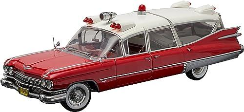 alta calidad verdelight Collectibles glpc18001 Cadillac ambulancia 1959 Escala 1 18 18 18 rojo blanco  presentando toda la última moda de la calle