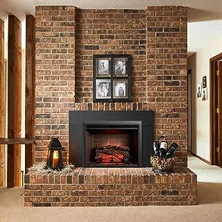 GreatCo Gallery Zero Series Insert Electric Fireplace (GI-32-ZC-IS-42-ZC), 42-Inch Surround