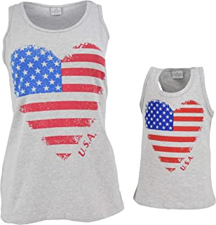 mommy and me 4th of july shirts