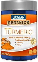 Bioglan Organic Turmeric Tablets