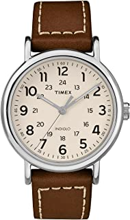 Best fortis cognac leather automatic watch Reviews