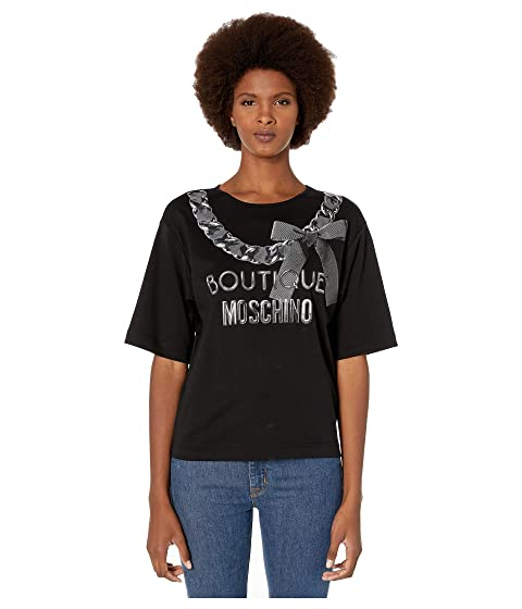Boutique Moschino Jersey T-Shirt