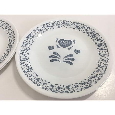 Amazon Com Corelle Livingware Old Town Blue 6 3 4 Bread Butter Plate Corelle Livingware Bread And Butter Plates Bread Butter Plates