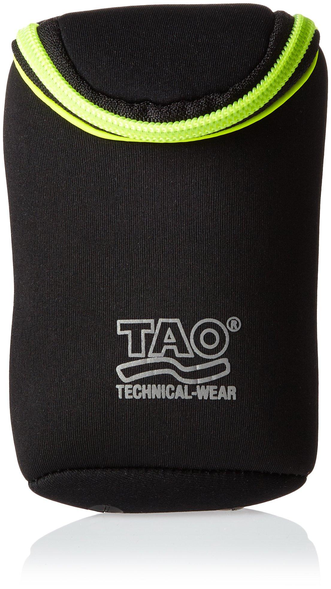 TAO Sportswear Gürtel Accesories, Black/Sirio, One Size