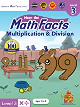 Meet the Math Facts - Multiplication & Division Level 3
