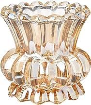Vaso em Vidro, Mart, Champanhe, Mart Collection