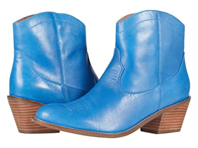 Seychelles Mysterious (Blue Leather) Women