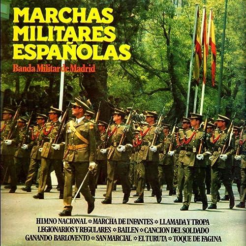 Marchas Militares Españolas (Original Score) de Banda Militar de ...