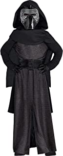 Star Wars 7: The Force Awakens Kylo Ren Costume Deluxe for Boys, Includes Robe, Mask, and More