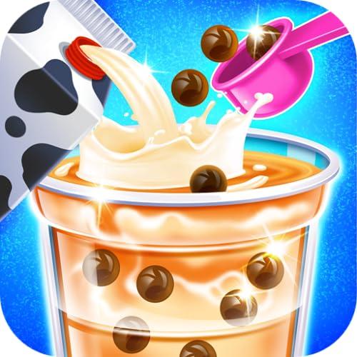 Rainbow Bubble Milk Tea Maker - Boba & Tapioca Milk Pearl Tea Shop