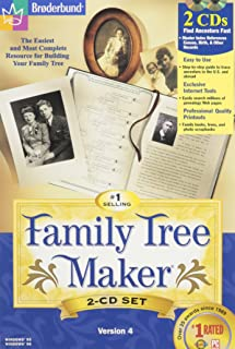 family tree maker version 10