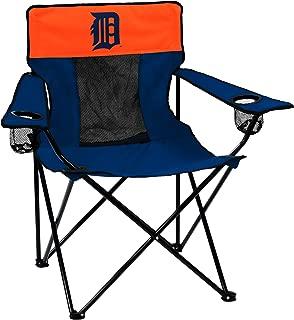 MLB Detroit Tigers Elite Chair, Adult, Navy