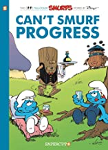 The Smurfs #23: Can't Smurf Progress (The Smurfs Graphic Novels) (English Edition)