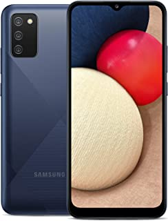 Samsung Galaxy A02s Dual SIM 32GB 3GB RAM 4G LTE (UAE Version), Blue