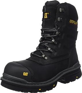 CAT Footwear Men's Premier 8 Wr Tx Ct S3 HRO Src Safety Boots