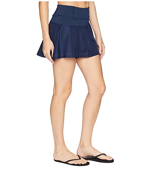 Amazon Footaction Free Shipping Big Discount Jockey Active Circulation Skort Thunder Blue Clearance Supply Best Supplier r0YHx6H