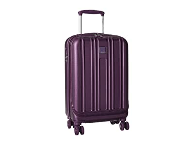 Hedgren Transit Boarding Small Carry-On (Purple Passion) Carry on Luggage