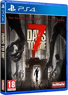 7 Days to Die (PS4) (輸入版)