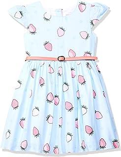 Max Cotton Dress (M20CDRS09BLUE_Blue_2-3Y)