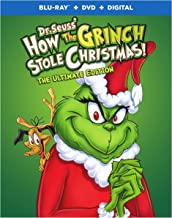watch the original grinch who stole christmas online