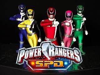 POWER RANGERS S.P.D.(吹替版)