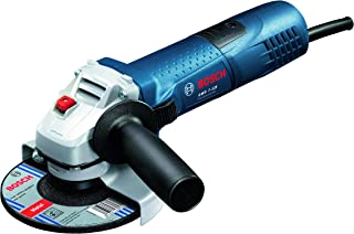 Bosch Professional GWS 7-125 - Amoladora angular (720W, 11000 rpm, Ø Disco 125 mm, en caja)