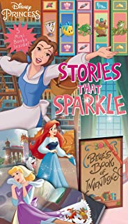 Disney Princess Stories That Sparkle (Hidden Stories)