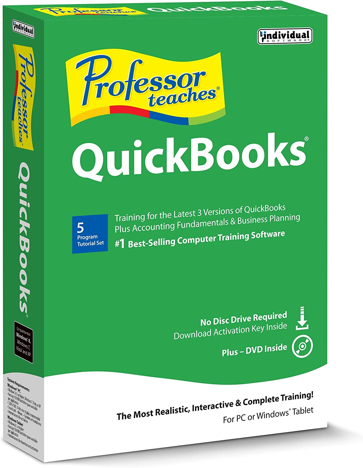 Max 44% OFF Professor We OFFer at cheap prices Teaches QuickBooks