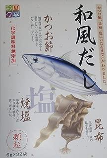 スカイ・フード 四季彩々 和風だし(6g×32袋)