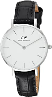 Daniel Wellington Women's Watch Classic Petite Reading  White 28mm