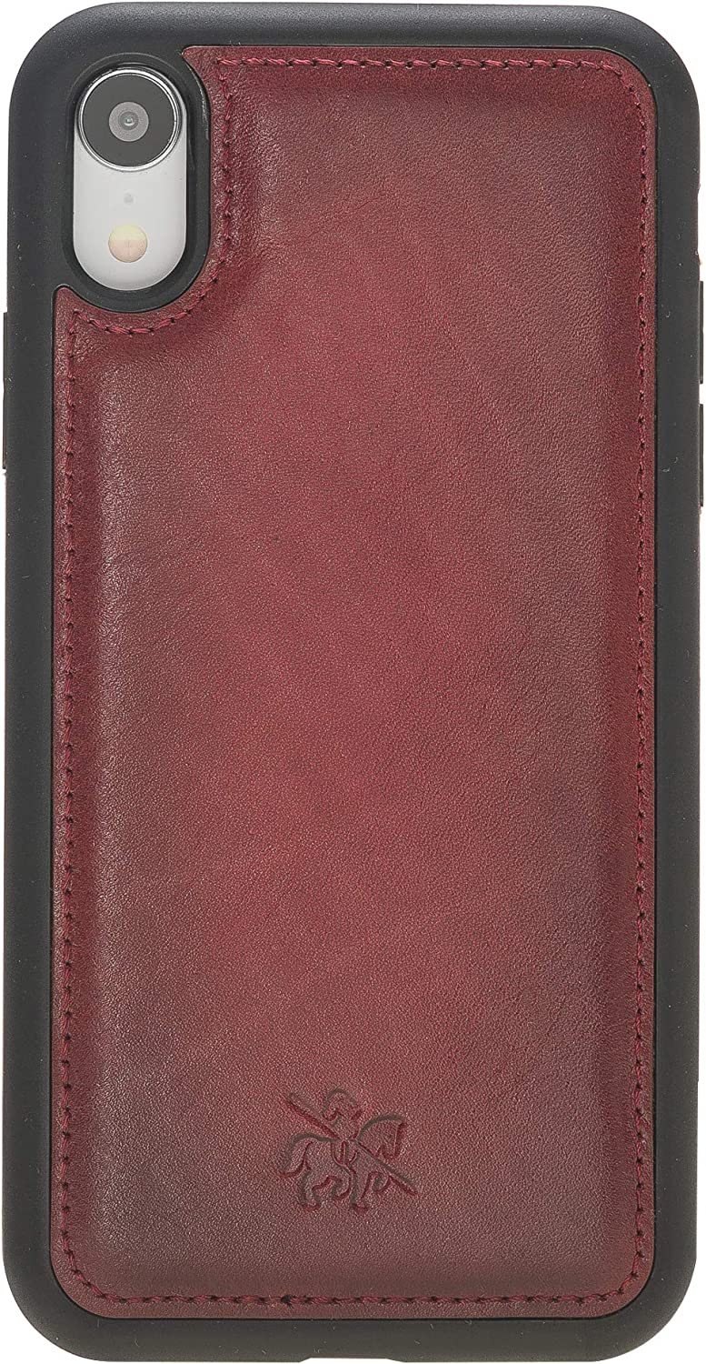 Ranking TOP6 Venito Lucca Leather Case Compatible with iPhone – New product! New type XR Extra Secu